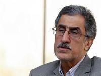 خوانساری اولویتهای اتاق تهران در سال ۹۶ را اعلام کرد