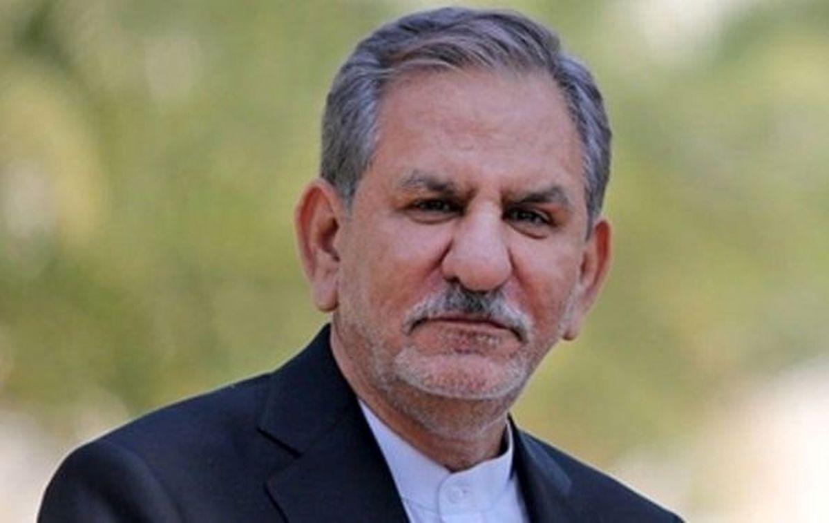 جهانگیری بر اتحاد برای تامین منافع و اقتدار ایران تاکید کرد