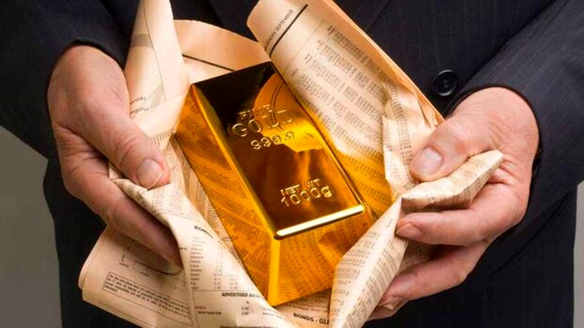فلز زرد پیشروی را در بازارهای جهانی از سر گرفت/ تورم چه رابطهای با قیمت طلا دارد؟