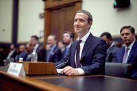 دیدار رمزآلود ترامپ با مدیرعامل فیسبوک