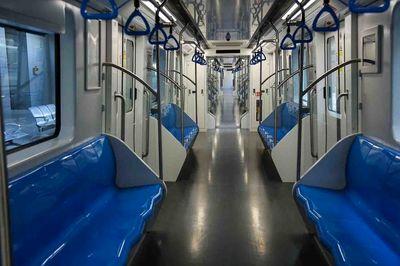 ایستگاه مترو «حسین آباد» افتتاح شد