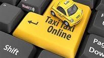 تاکسیرانی خدمات آنلاین ارائه می دهد