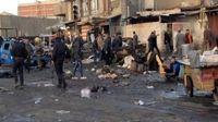 وقوع دو انفجار در مرکز بغداد