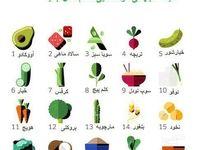 این مواد غذایی را در سال ۹۶ بخورید