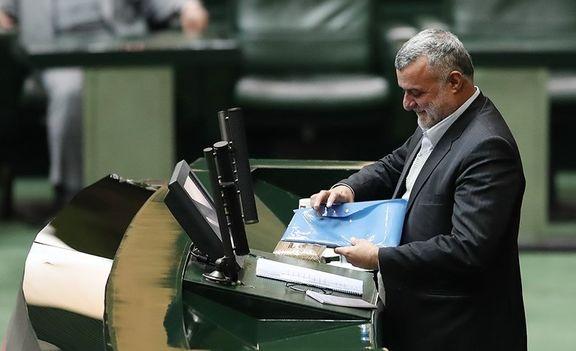 نمایندگان مجلس به وزیر جهاد کشاورزی اعتماد کردند