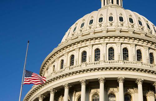 تعطیلی دولت آمریکا رکورد زد