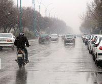 وضعیت بارشها در ایران طی پاییز ۹۹