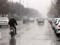 ۵۰میلیمتر بارندگی در تهران