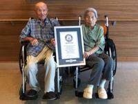 سالگرد ازدواج پیرترین زوج زنده دنیا +تصاویر