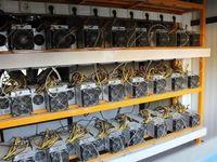 کشف بیش از ۱۶۵۰دستگاه استخراج بیتکوین در کرج