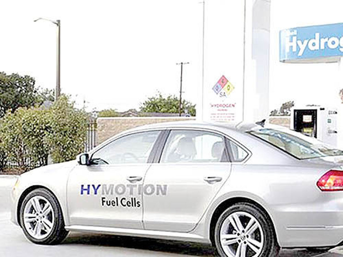 برنامه ژاپنیها برای گسترش خودروهای هیدروژنی