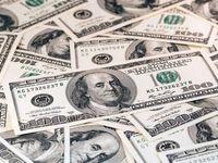 دلار به قله سه هفته اخیر رسید
