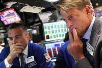 ریزش بورس آمریکا با توقف مذاکرات بسته دوم محرک مالی