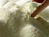انباشت ۱۵هزار تن شیر خشک در ایران