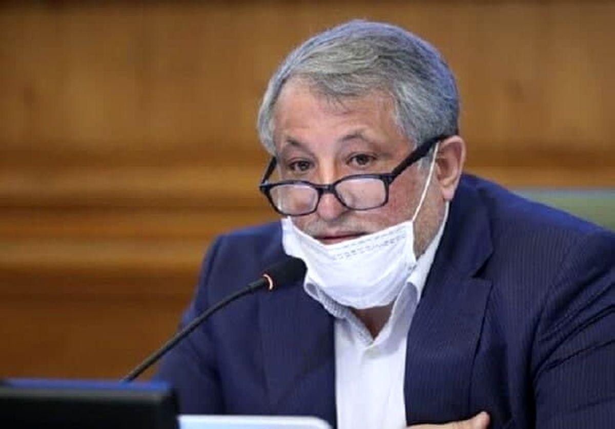 کنایه محسن هاشمی به شهردار تهران/ عقبماندگی ۳۸درصدی از بودجه