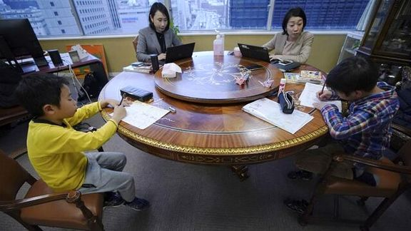 تعطیلی سراسریِ مدارس ژاپن به دنبال گسترش کروناویروس