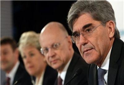 زیمنس: نمیتوانیم قرارداد جدیدی با ایران امضا کنیم
