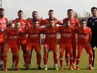 خداحافظی دسته جمعی بازیکنان سپیدرود از فوتبال +عکس