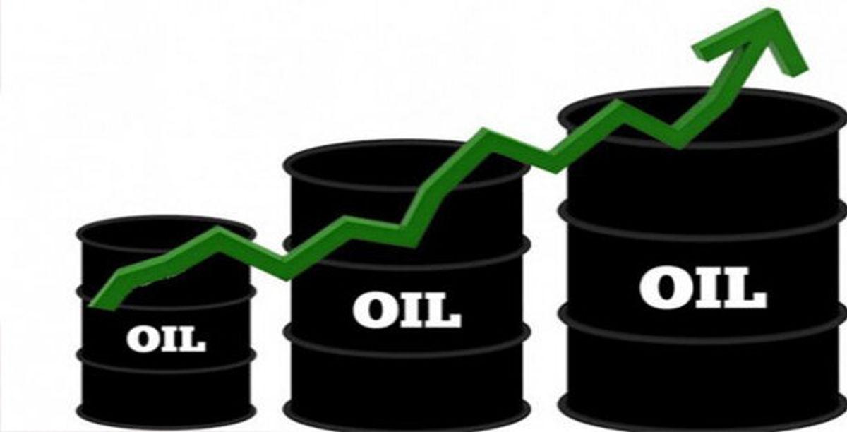 صعود نفت با سیگنال اقتصادی مثبت ژاپن و چین