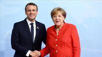 پیشنهاد مرکل و مکرون برای تاسیس صندوق ۵۰۰میلیارد یورویی