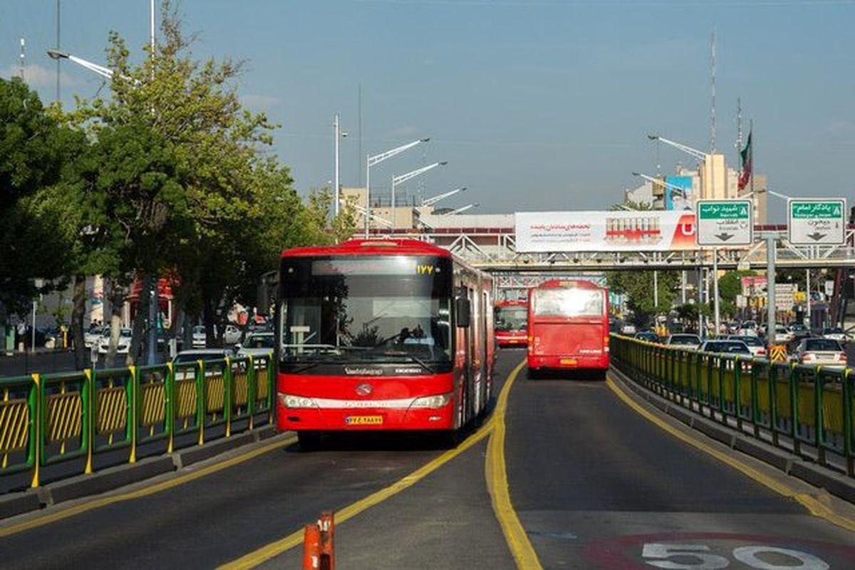 کاهش ۸۰ درصدی مسافران مترو و اتوبوس