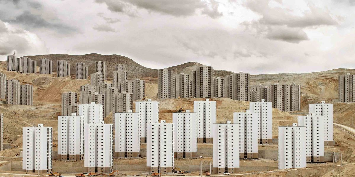نیاز کشور به یک میلیون واحد مسکونی در سال