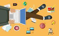 کسب و کارهای آنلاین به کمک فروشگاههای سنتی آمدند