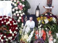 مراسم گرامیداشت چهلمین روز درگذشت بهنام صفوی برگزار شد