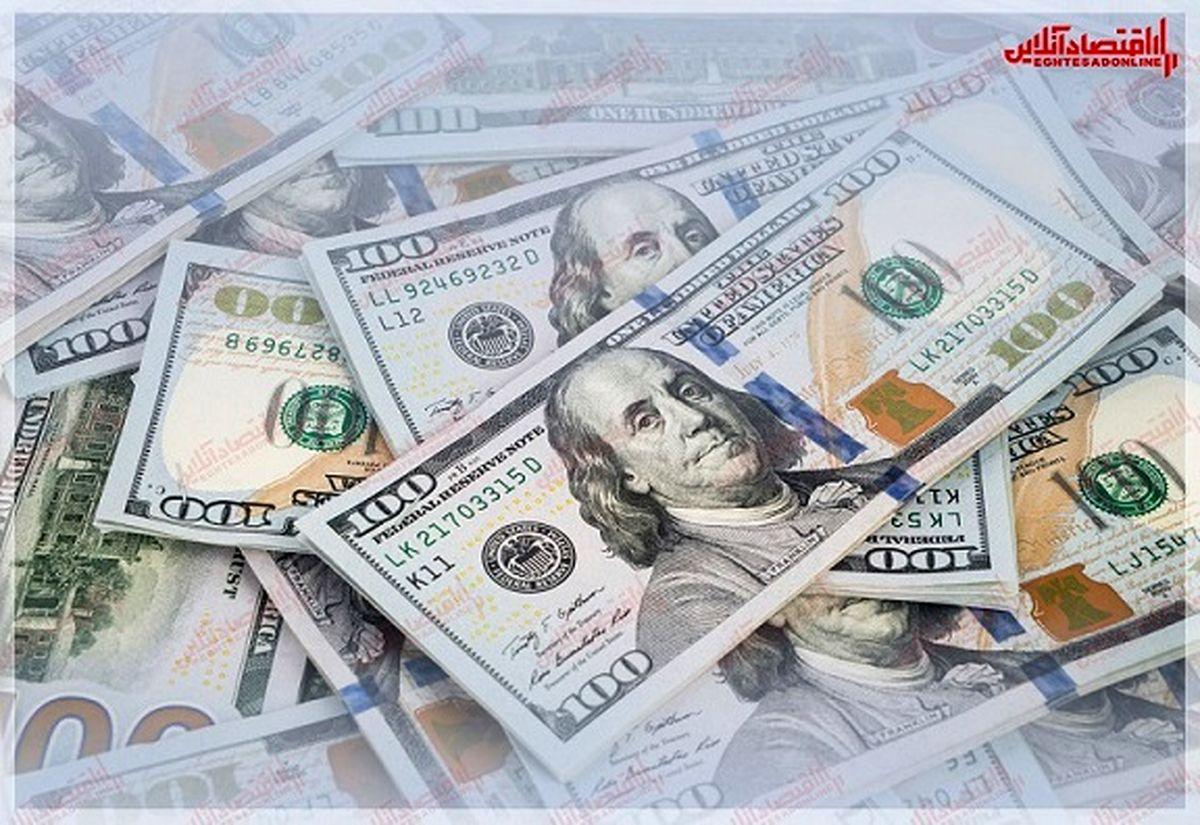 دلار ۳۰۰تومان ارزان شد/ نرخ آزاد به ۲۵۵۷۰تومان کاهش یافت