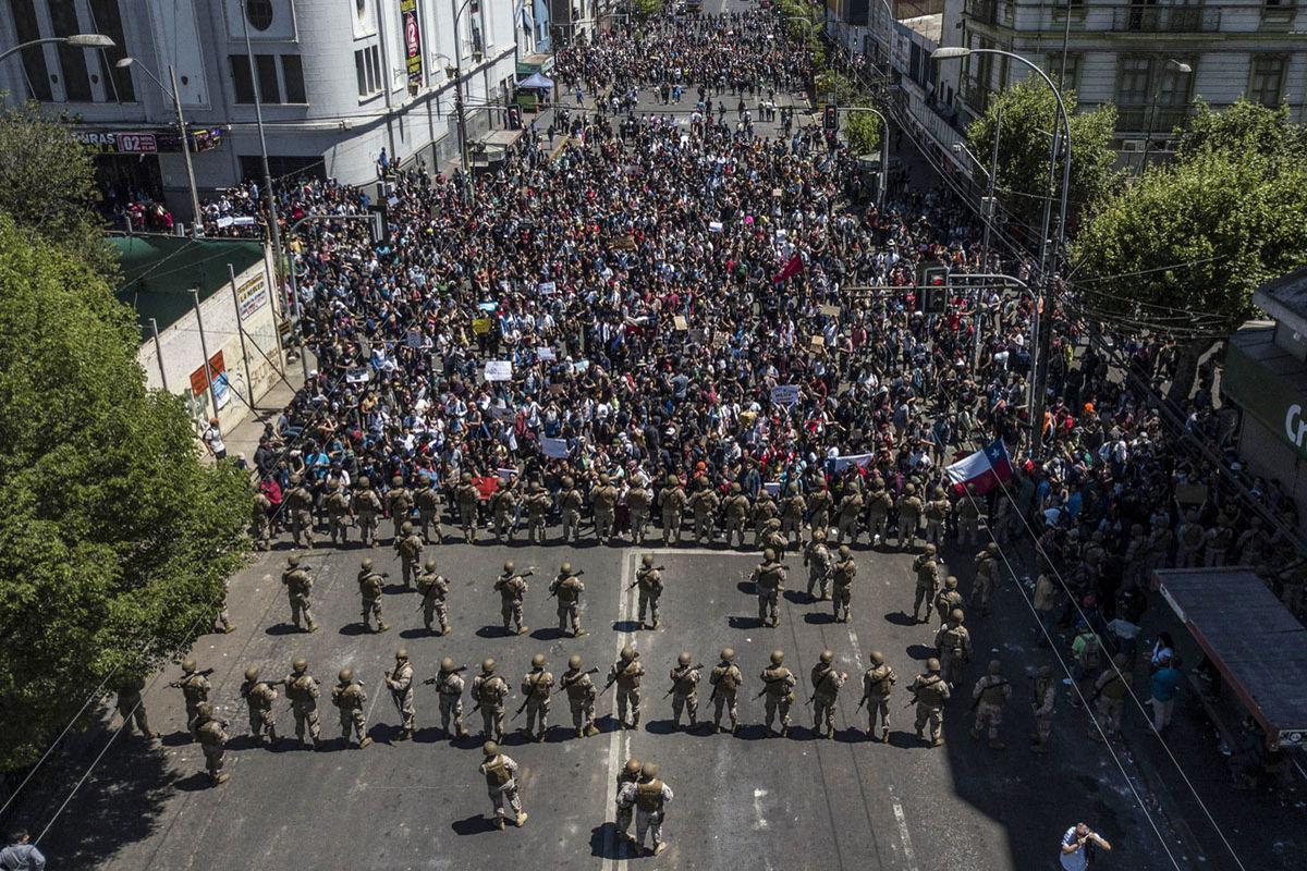 ثروتمندترین کشور آمریکای لاتین چگونه دچار شکاف طبقاتی شد؟