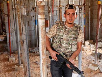 جنگ در طرابلس