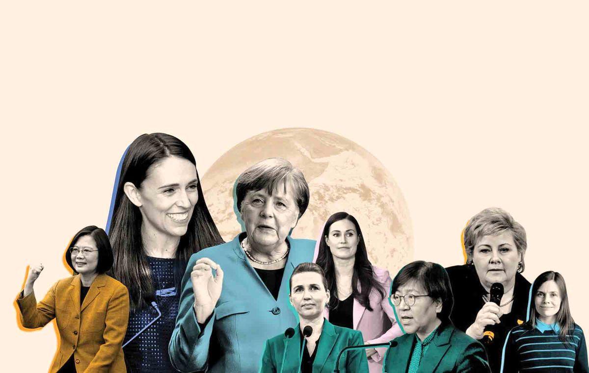 آیا سیاستمداران زن در مهار کرونا موفقتر عمل کردهاند؟