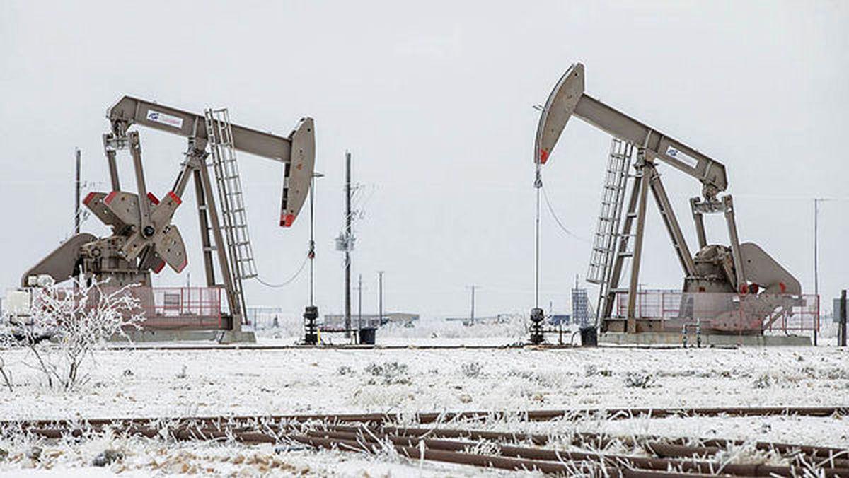 اثر نفتی سرما در جنوب آمریکا