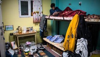 زندگی در خوابگاه دانشجویی +تصاویر