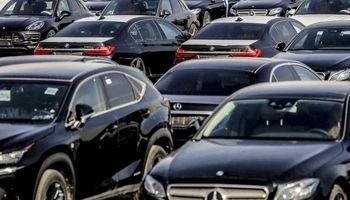 خودروهای دپو شده در گمرک غرب تهران در مرحله ترخیص هستند