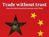 مشکل در تجارت چین و غرب روی جلد اکونومیست