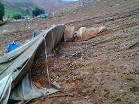 خسارت 5میلیاردی سیلاب به عشایر چهارمحال و بختیاری