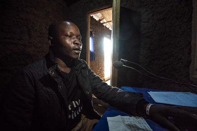 آموزش مقابله با ابولا در آفریقا