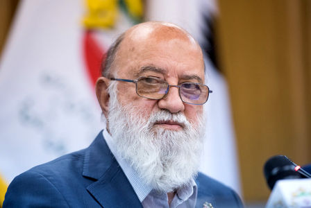 چمران خبر استعفا از شورای شهر را تکذیب کرد