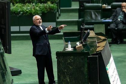 در صحن علنی مجلس با حضور محمدجواد ظریف چه گذشت؟ +تصاویر