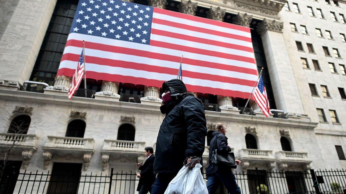 ادامه روند عقب نشینی بازارهای سهام آمریکا