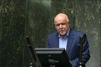 وزیر نفت: آقایان استیضاحکننده قصد قانع شدن ندارند! +فیلم