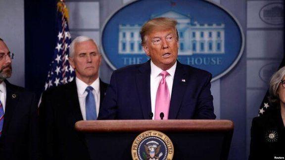 ترامپ وضعیت اضطرار ملی اعلام میکند