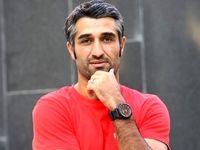 تبریک ویژه پژمان جمشیدی به رضا عطاران +عکس