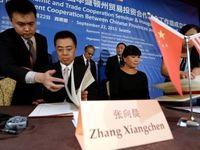 تقابل آمریکا و چین در سازمان تجارت جهانی