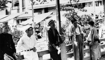 ژاپن 90 سال پیش اینشکلی بود +تصاویر