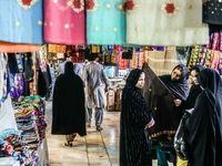 بازار روز ایرانشهر به روایت تصویر