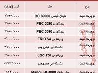 قیمت انواع دوچرخه ثابت در بازار تهران؟ +جدول