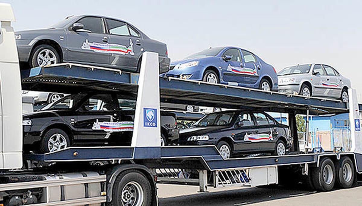 افت ۲۲درصدی صادرات خودرو