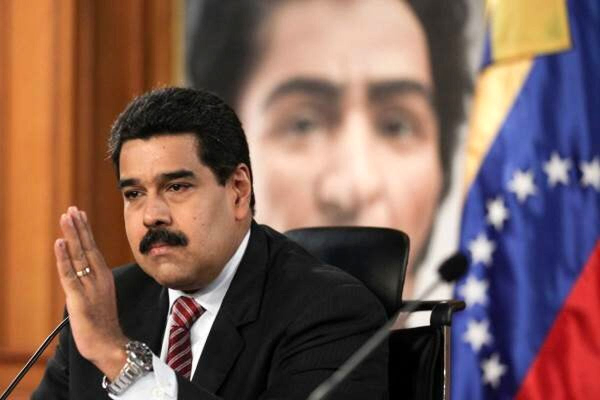 مادورو: تسلیحات بومی تولید میکنیم